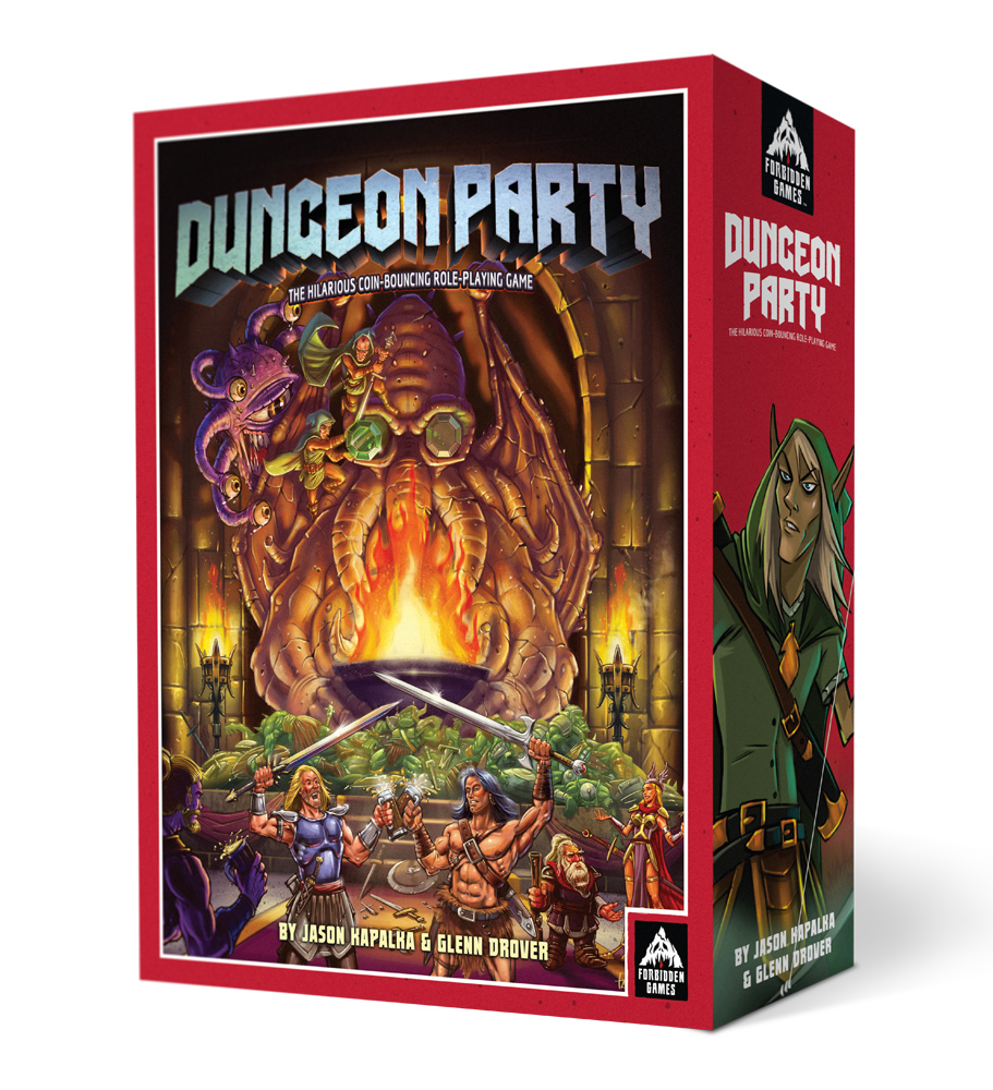 Dungeon Party Box
