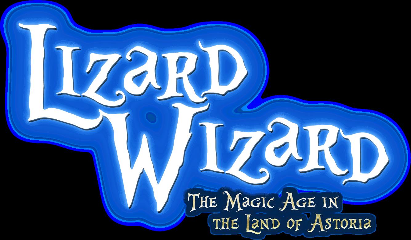 Lizard Wizard Title