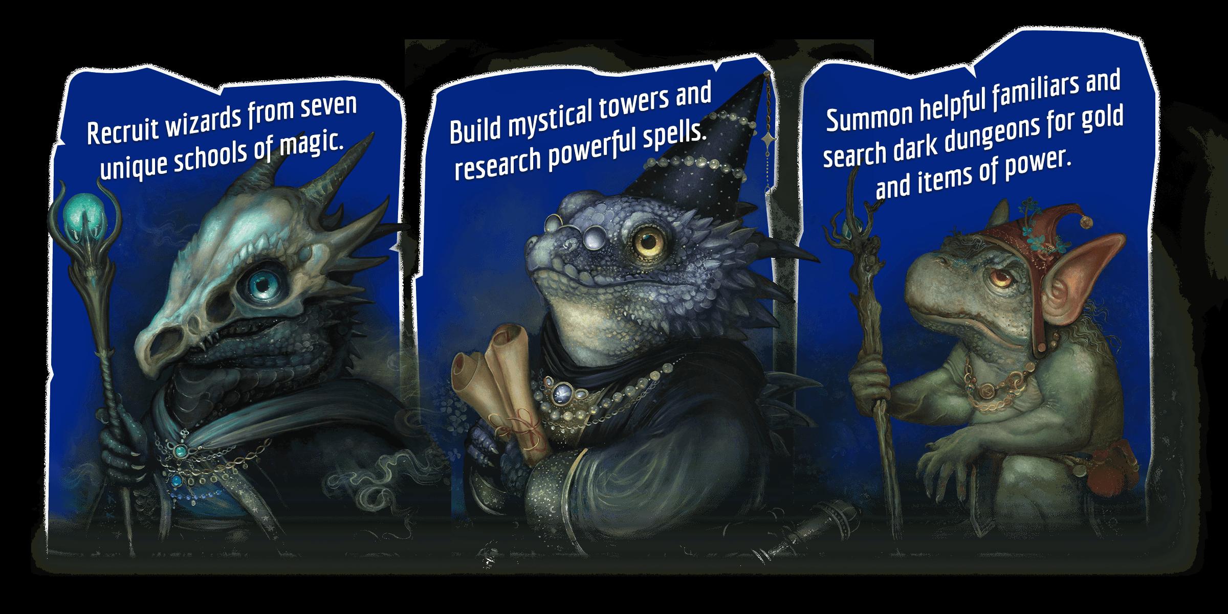 Wizard Wisdom